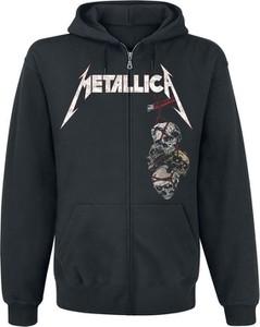 Bluza Metallica z bawełny