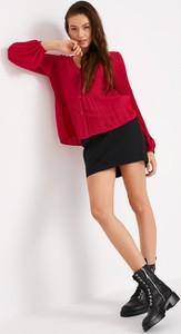 Czerwona bluzka Diverse