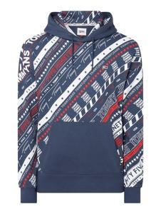 Granatowa bluza Tommy Jeans