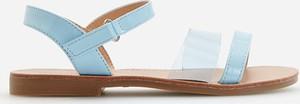 Niebieskie buty dziecięce letnie Reserved