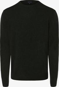 Zielony sweter Andrew James z kaszmiru