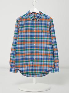 Koszula dziecięca POLO RALPH LAUREN z bawełny w krateczkę