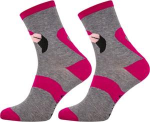 Skarpetki Freak Feet z bawełny w stylu casual