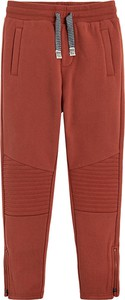 Czerwone spodnie dziecięce Cool Club dla chłopców