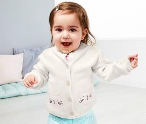 Sweter Tchibo dla dziewczynek
