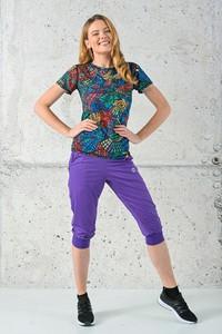 Niebieskie spodnie Nessi Sportswear