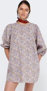 Sukienka House prosta w stylu casual mini