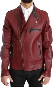 Czerwona kurtka Dolce & Gabbana