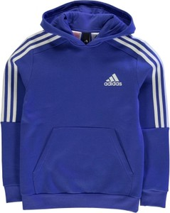 Niebieska bluza dziecięca Adidas