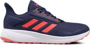 027039c4 Buty sportowe Adidas duramo w sportowym stylu sznurowane