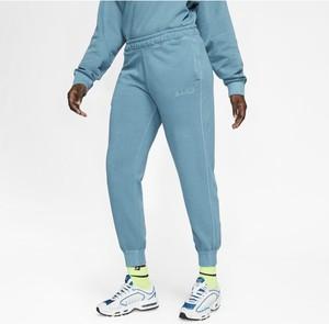 Spodnie Nike z dzianiny w sportowym stylu