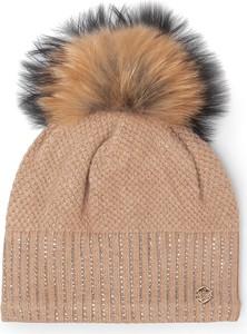 Brązowa czapka Granadilla