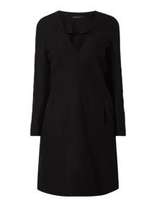 Sukienka Marc Cain w stylu casual mini z długim rękawem