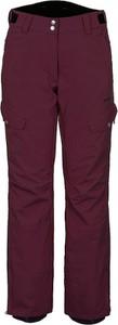 Czerwone spodnie sportowe Icepeak