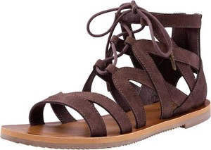 Brązowe sandały Volcom