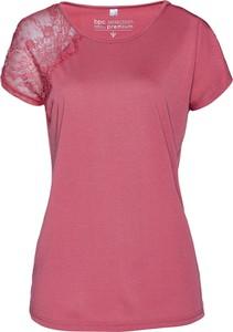 T-shirt bonprix bpc selection premium z krótkim rękawem