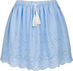 Niebieska spódniczka dziewczęca Endo