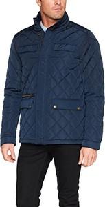 Niebieska kurtka James Harvest w stylu casual