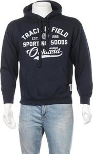 Bluza Varsity w młodzieżowym stylu