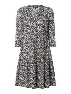 Sukienka Daniel Hechter z długim rękawem z bawełny w stylu casual