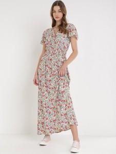Sukienka born2be maxi w stylu boho