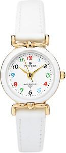 Zegarek na komunię damski PERFECT - LP004-5A -biały