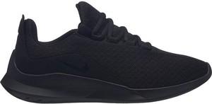 Granatowe buty sportowe Nike z płaską podeszwą