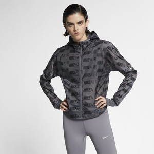 Kurtka Nike z nadrukiem w sportowym stylu