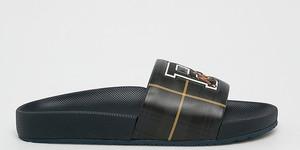 Czarne buty letnie męskie POLO RALPH LAUREN