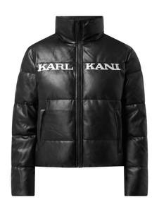 Czarna kurtka Karl Kani