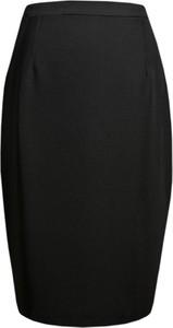 Czarna spódnica Fokus w stylu klasycznym