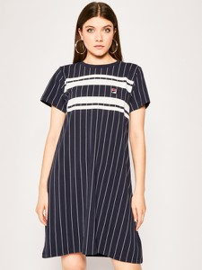 Sukienka Fila mini w stylu casual