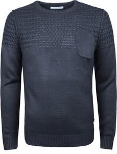 Sweter Trussardi w stylu casual z kaszmiru