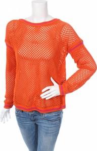 Pomarańczowy sweter Next w stylu casual