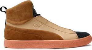Buty damskie wysokie Puma, kolekcja wiosna 2020