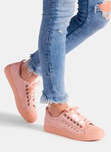 Deezee różowe buty sportowe raymond