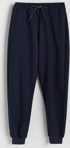 Spodnie Reserved z dzianiny