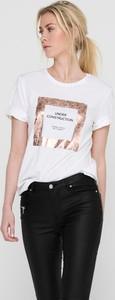 T-shirt WARESHOP z krótkim rękawem