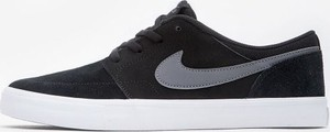 Nike SB Portmore II Solar Black Dark Grey White