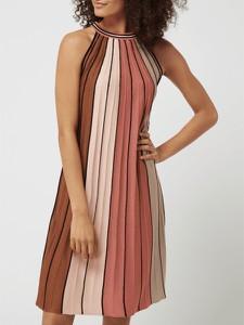 Sukienka S.Oliver Black Label bez rękawów