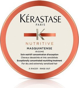 KERASTASE NUTRITIVE IRISOME MASQUINTENSE maska do włosów cienkich 75 ml