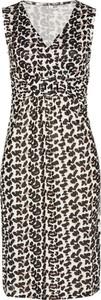 Sukienka bonprix bpc selection bez rękawów midi