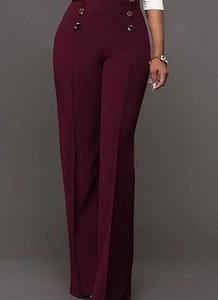 Czerwone spodnie Kendallme