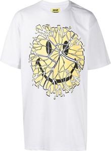 T-shirt Chinatown Market z bawełny z nadrukiem w młodzieżowym stylu