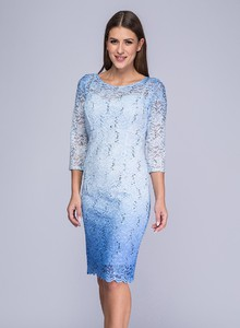 f6dd9174d8 błękitna sukienka jakie dodatki. - stylowo i modnie z Allani
