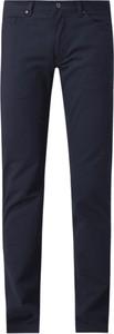 Spodnie Brax z bawełny