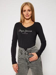 Bluzka Pepe Jeans z długim rękawem