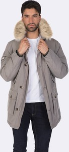 Płaszcz męski Giorgio Di Mare w stylu casual