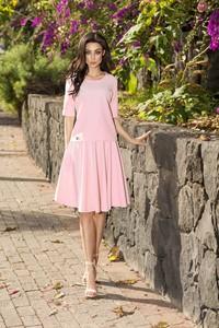 360f020d03263 stylizacje pudrowy róż - stylowo i modnie z Allani