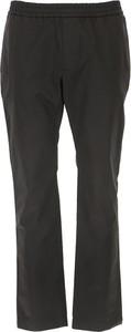 Czarne spodnie Alyx z jedwabiu